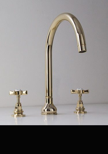 Traditional Gold Taps Basin Bath Amp Shower Heads Classic