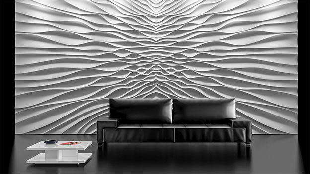 3d Wall Panels 3d Mural Feature Walls