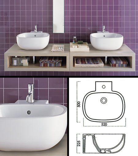 Basins/Countertops