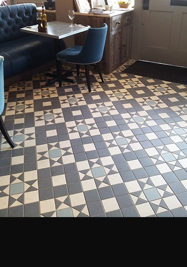 Geometric Amp Mosaic Tiles Victorian Patterned Flooring