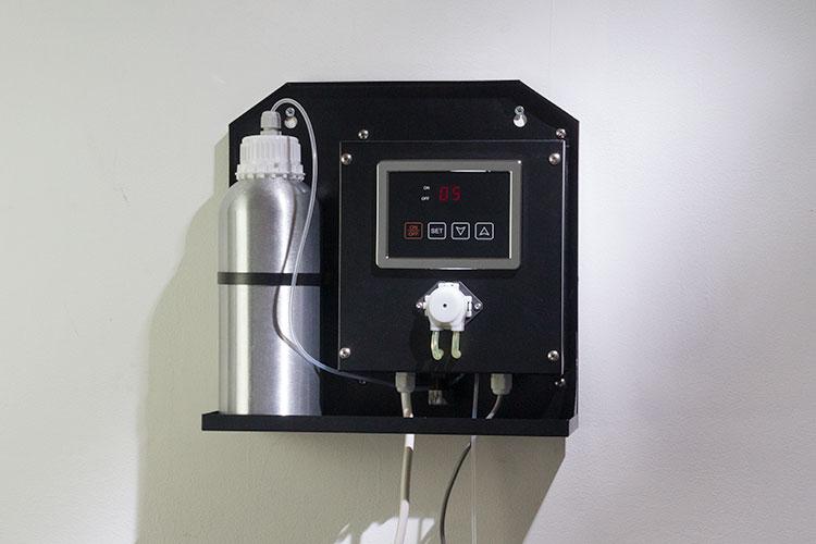 Steam Room Aromatherapy Pump Amp Dispenser Livinghouse