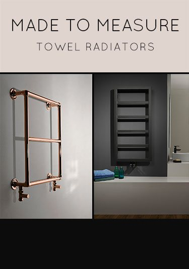 Bespoke   Made to Measure Towel Rails. Bathroom Radiators   Designer Heated Towel Rails   Livinghouse