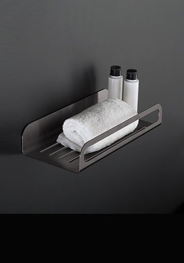 Black chrome bathroom accessories fittings by livinghouse - Black and chrome bathroom accessories ...