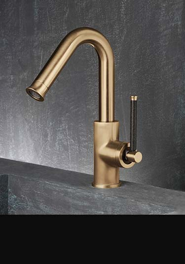 Copper Kitchen Tap
