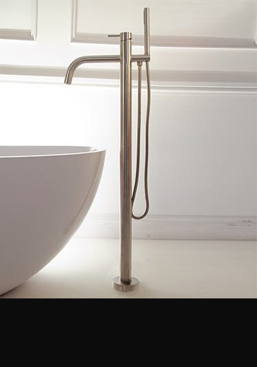 Brushed Stainless Taps Stainless Steel Bathroom Taps Uk