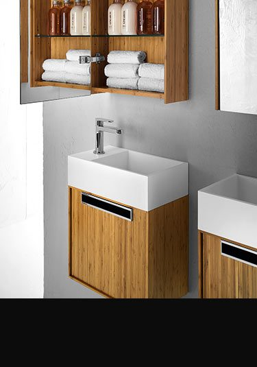 Cloakroom suite small toilets basins livinghouse - Small bathroom suites for small spaces collection ...