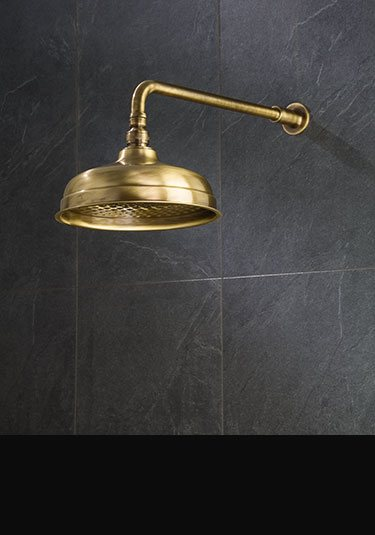 Merveilleux Coco Brass Shower Head ...
