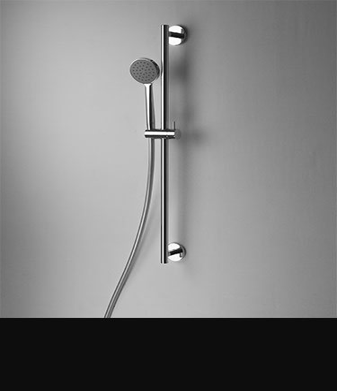 Fine Adjustable Shower Rail Festooning - Bathroom with Bathtub Ideas ...