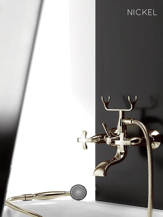 Bath Taps With Shower Attachment 43E Share Back