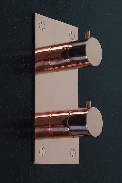 Copper Shower Control Copper Shower Valve Copper