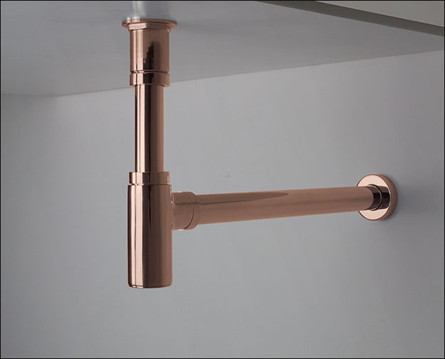 Suppliers Copper Basin Bottle Trap Copper Bathroom Taps Uk