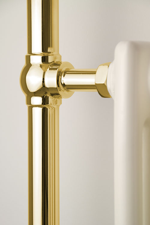 British Made Gold Towel Warmers Amp Gold Plated Towel Radiators