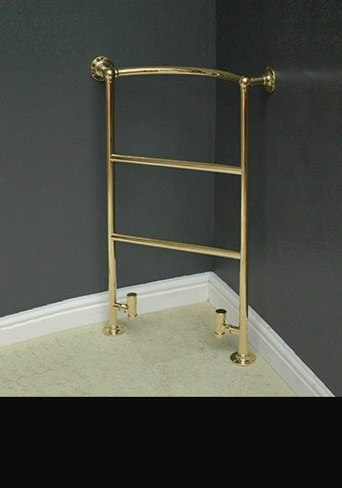 Gold Heated Towel Rails Gold Plated Towel Warmers