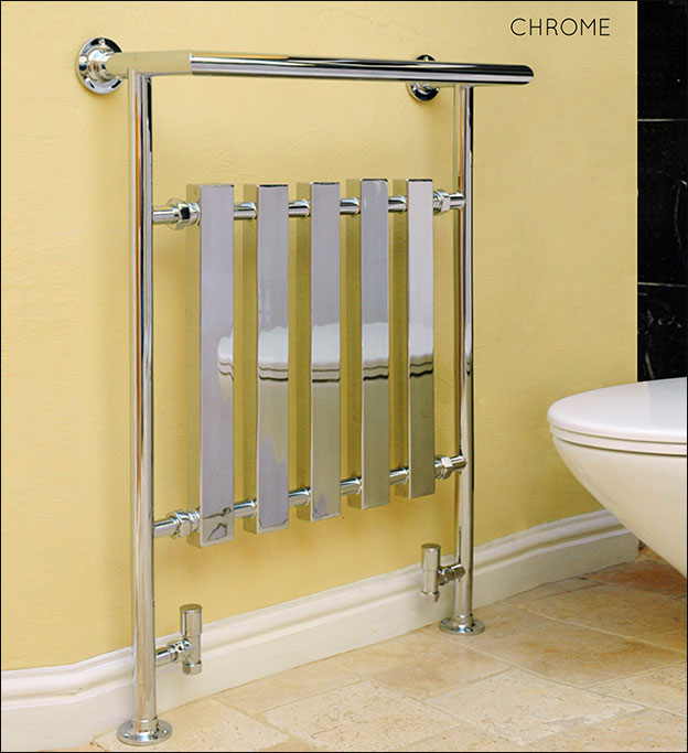 Modern & Contemporary Bathroom Radiators - Cubic Towel ...