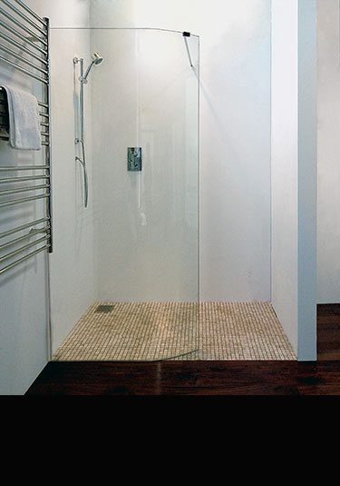 Wet Room Shower Screen Livinghouse