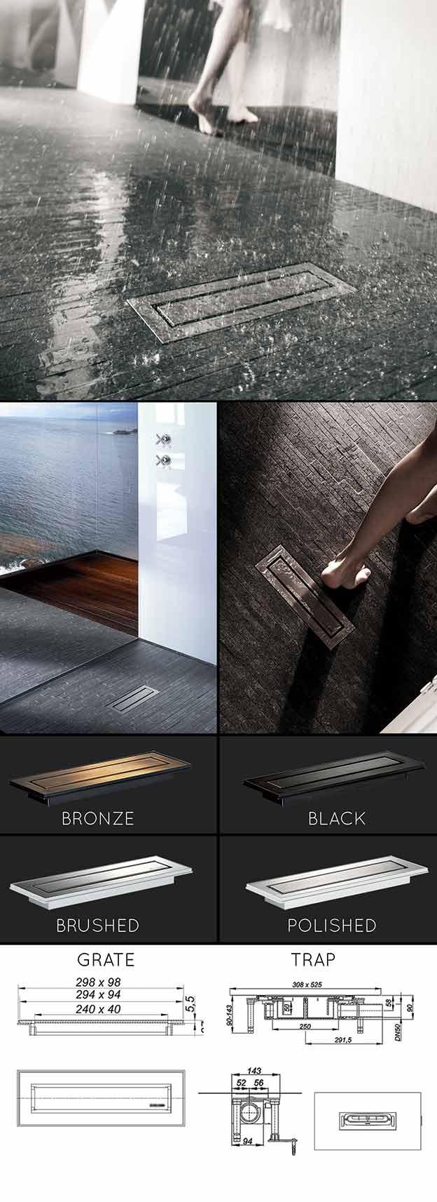 wet room drain shower floor drains shower channel. Black Bedroom Furniture Sets. Home Design Ideas