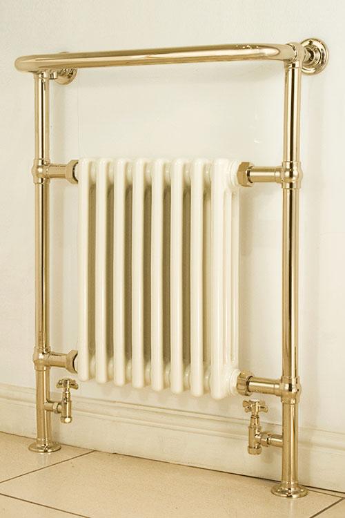 Traditional Gold Towel Radiators Gold Towel Warmers
