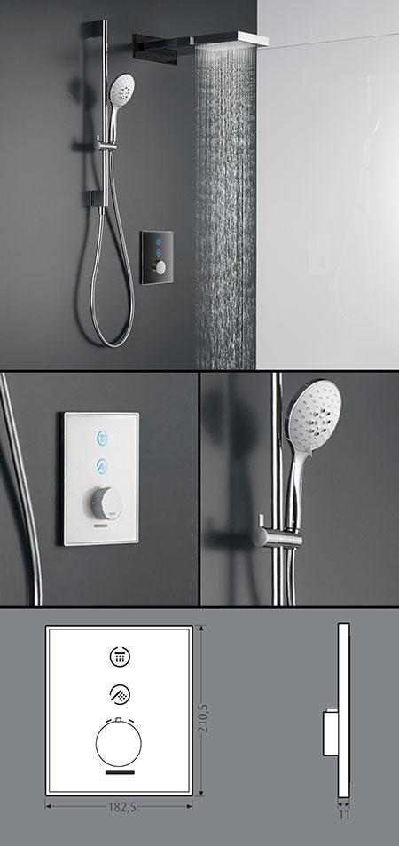 Gentil Sensor 2 Function Shower Valve (44EE)