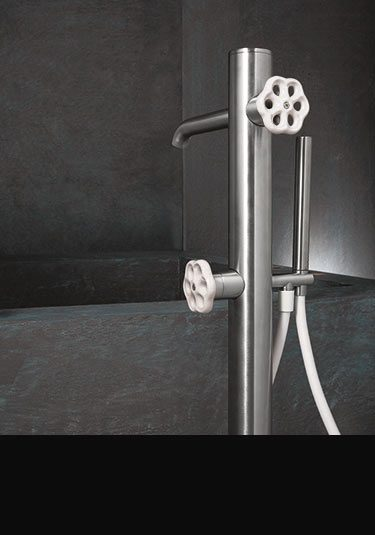 Freestanding Bath Taps Floor Mounted Tap Livinghouse