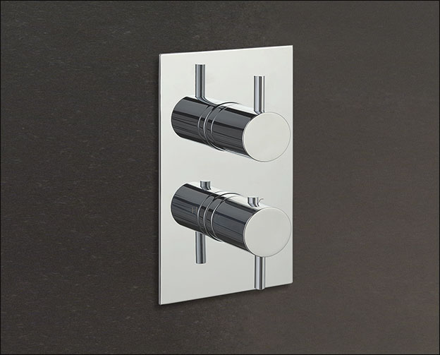 Recessed Shower Controls Built In Thermostatic Shower Valves