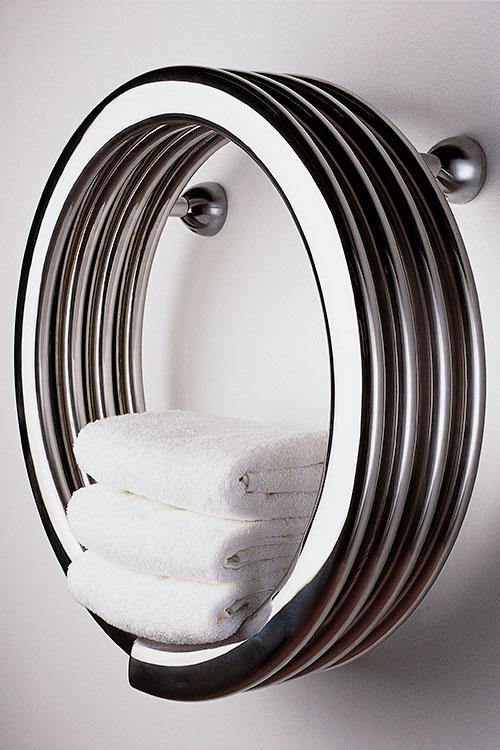 Round Heating Radiator Round Towel Warmers Circular