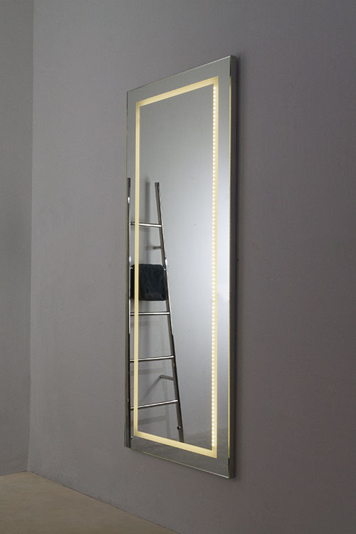 Bathroom Decorative Mirror With Lights Full Length Mirror