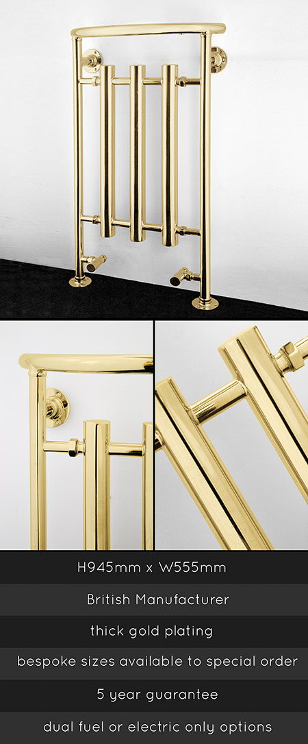 Suppliers Of Traditional Gold Towel Rails Amp Gold Towel