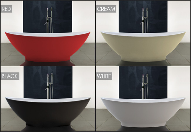 Luna Freestanding Baths Amp Stand Alone Bath Livinghouse