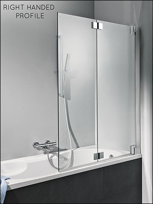 Bifold Shower Door