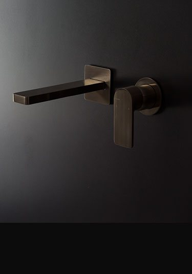 Wall Mounted Taps for Basins & Baths - Livinghouse