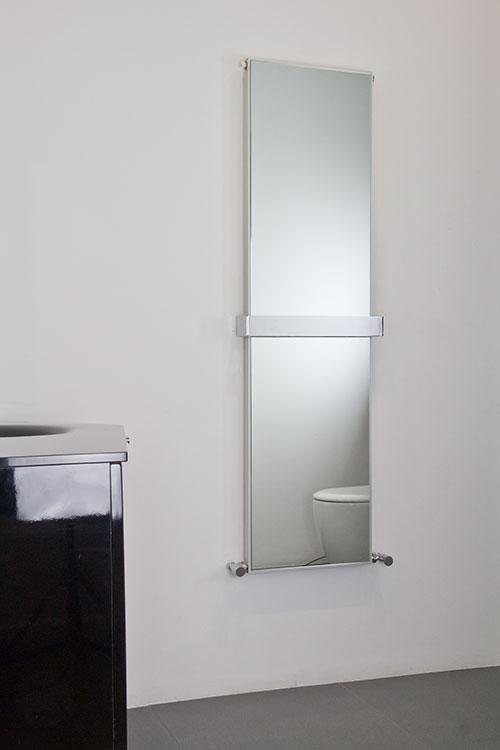 Heated Bathroom Mirror Radiator Amp Mirror Towel Warmer