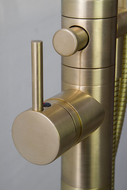 Brass Freestanding Bath Tap Amp Fillers Brass Taps