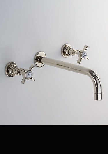 Wall Mounted Taps For Basins Baths Livinghouse
