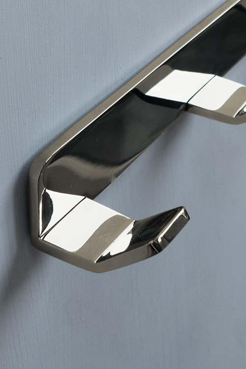 Spa Nickel Robe Hook Nickel Bathroom Accessories