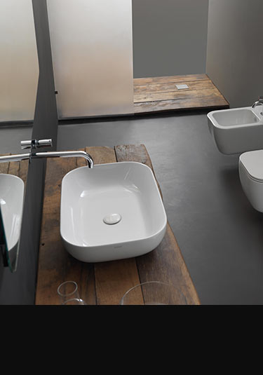 Open Life Counter Top Wash Basin
