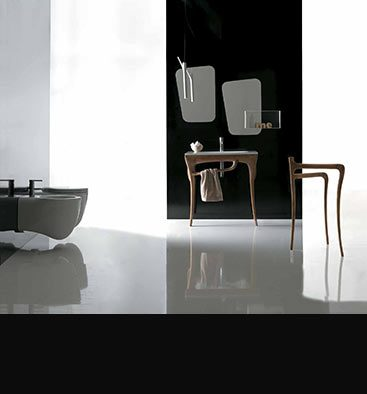 Luxury Contemporary Bathroom Suites Designer Cloakroom Suites