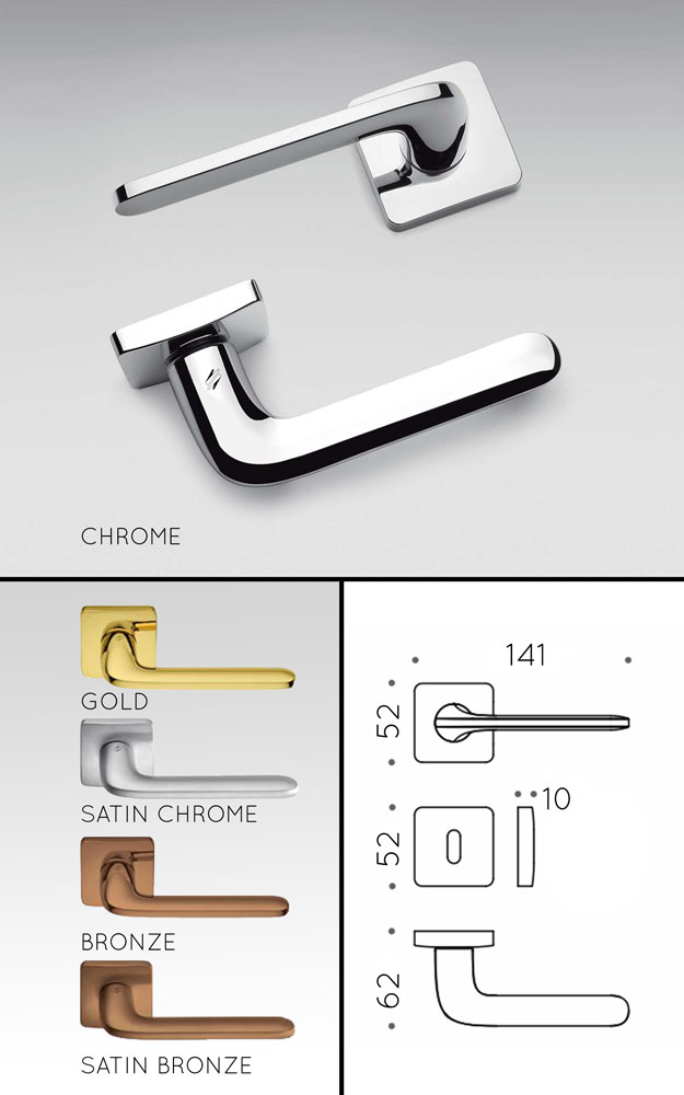 Designer Door Handle Luxury Interior Door Handles Robato