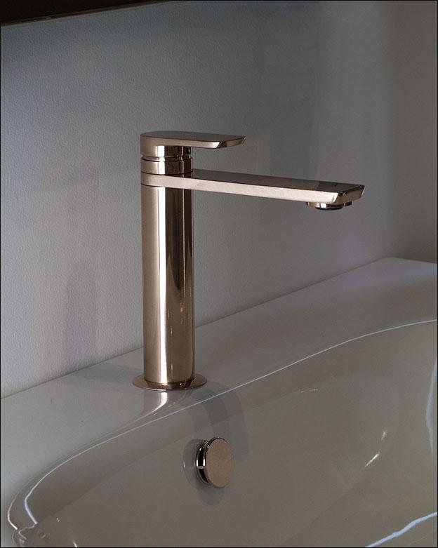 Rose Gold Bathroom Taps - Basin, Bath & Shower - Kara
