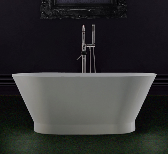 Small Freestanding Bath 1500mm - Livinghouse
