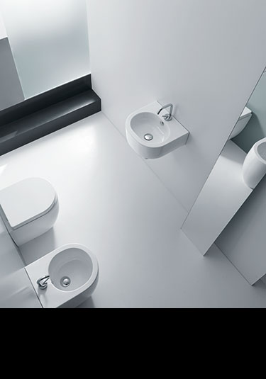 Small Basins For Bathrooms : Small Bathrooms & Cloakroom Suites
