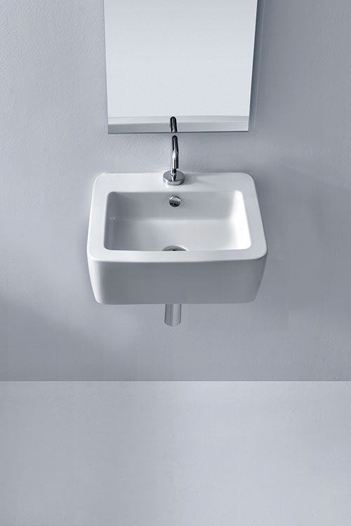 Wet Room Wall Panels >> Super Small Cloakroom Sink| Livinghouse
