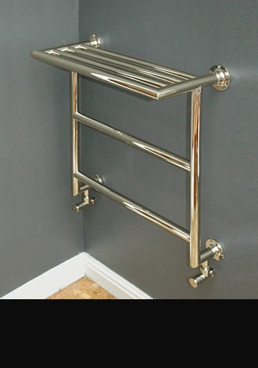 Heated Nickel Towel Rails Amp Nickel Plated Towel Warmers