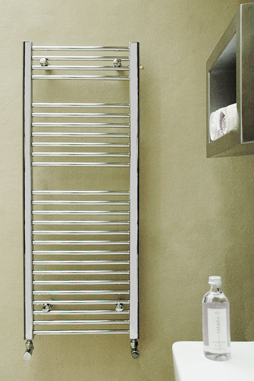 Chrome Multi Rail Towel Warmer Multi Rail Towel Radiator