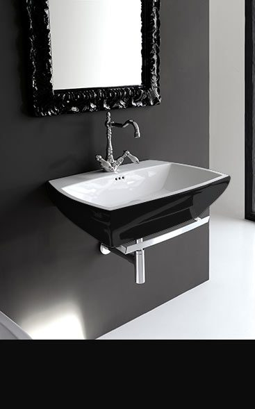 Designer bathroom sinks wash basins uk livinghouse - Designer sinks ...