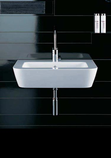 Wall Hung Bathroom Basins : Wall Hung Basins & Wall Mounted Sinks by Livinghouse