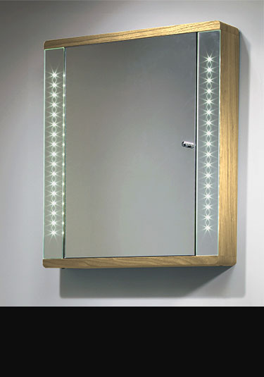 bathroom mirror cabinets with lights without lights livinghouse uk