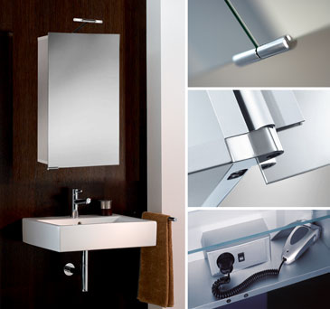 Bathroom Wall Shelves on Bathroom Suppliers   Bathroom   Mirror Cabinets   Mirrors   Bathroom