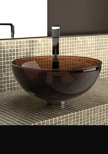 glass bathroom sinks uk luxury glass basin amp designer glass sinks livinghouse 18467