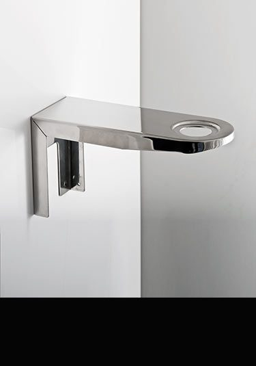 Wall Sink Bracket : Glass Basin Mounting Bracket Glass Sink Wall Bracket.