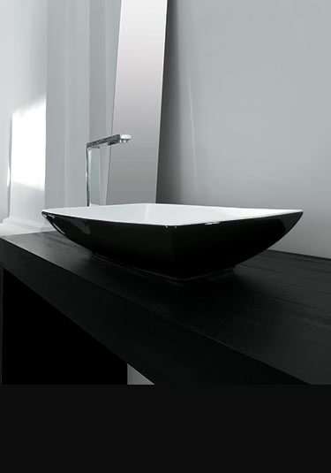 Black Bathroom, Black Basins, Baths &Toilet Livinghouse